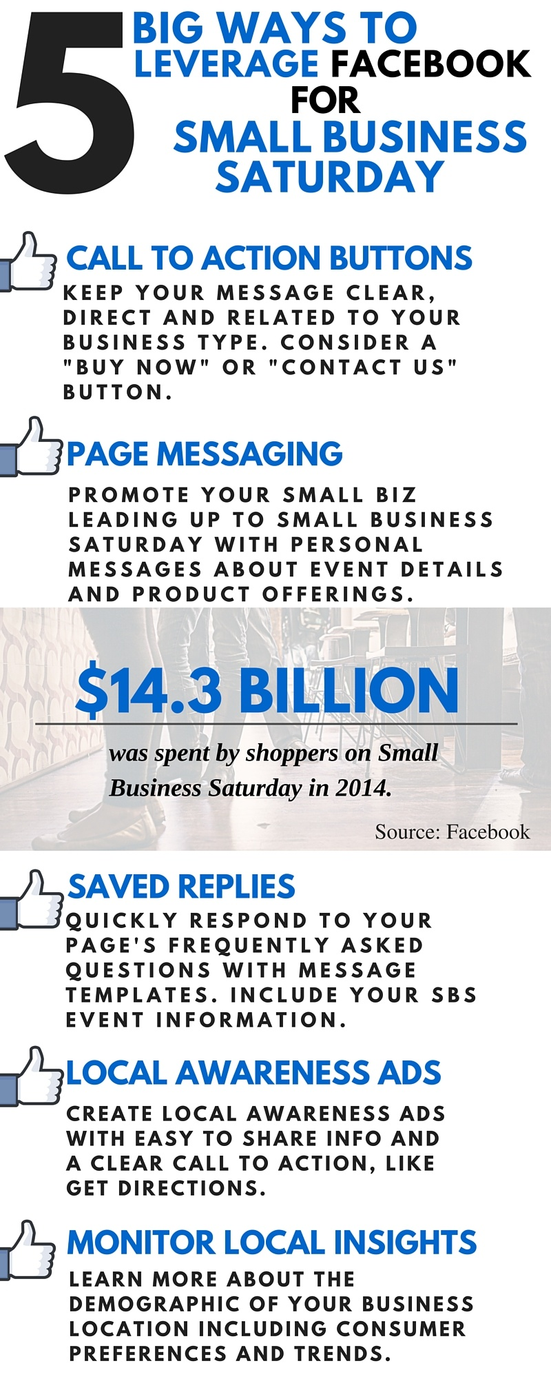 Use Facebook To Boost Small Business Saturday Traffic