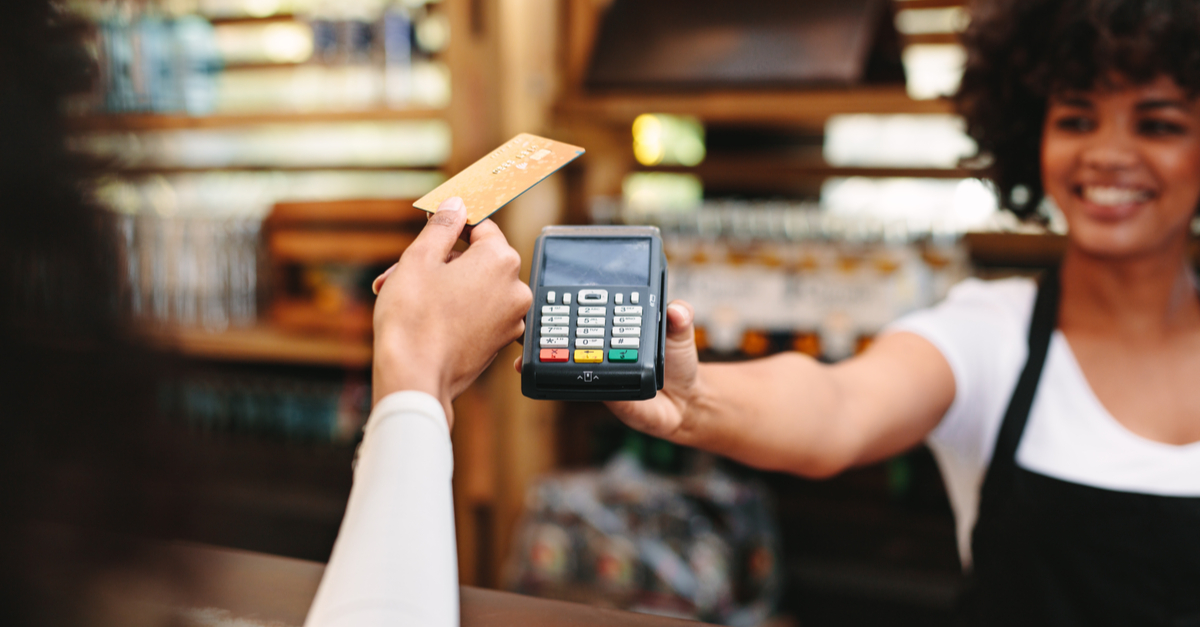 How does credit card payment processing work?